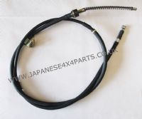 Mitsubishi L200 Pick Up 3.0P K76 (1996+) - Rear Parking / Hand Brake Cable R/H